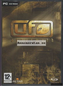 UFO - Aftermath PC - CDROM