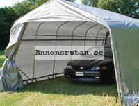 Garagetält PRO 3,6 x 8,4 x 2,7 PVC 6750:-
